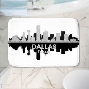 Decorative Bathroom Mats | Angelina Vick - City IV Dallas Texas