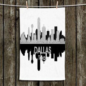 Unique Bathroom Towels | Angelina Vick - City IV Dallas Texas