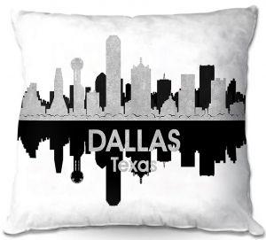 Decorative Outdoor Patio Pillow Cushion | Angelina Vick - City IV Dallas Texas