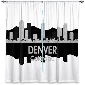 Decorative Window Treatments | Angelina Vick - City IV Denver Colorado