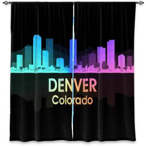 Decorative Window Treatments | Angelina Vick - City V Denver Colorado