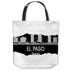 Unique Shoulder Bag Tote Bags |Angelina Vick - City IV El Paso Texas