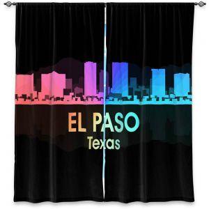 Decorative Window Treatments | Angelina Vick - City V El Paso Texas