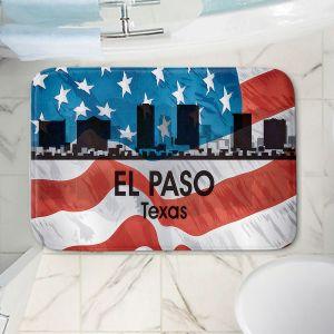 Decorative Bathroom Mats | Angelina Vick - City VI El Paso Texas