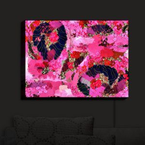 Nightlight Sconce Canvas Light   Angelina Vick - Estrogen 2