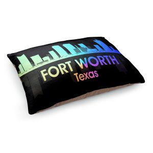 Decorative Dog Pet Beds | Angelina Vick - City V Fort Worth Texas