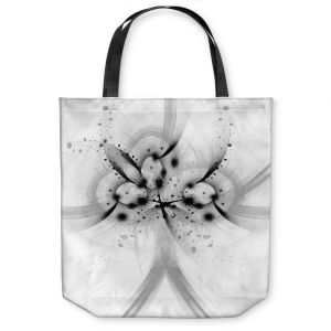 Unique Shoulder Bag Tote Bags | Angelina Vick - God Particle 1 | abstract digital pattern