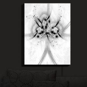 Nightlight Sconce Canvas Light | Angelina Vick - God Particle 1