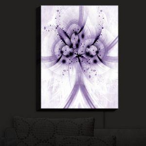Nightlight Sconce Canvas Light | Angelina Vick - God Particle 2