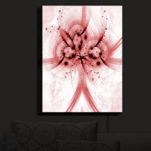 Nightlight Sconce Canvas Light   Angelina Vick - God Particle 3