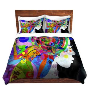 Artistic Duvet Covers and Shams Bedding | Angelina Vick - Grace is Complicated