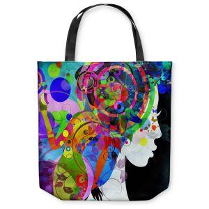 Unique Shoulder Bag Tote Bags | Angelina Vick Grace is Complicated