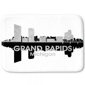 Decorative Bathroom Mats | Angelina Vick - City IV Grand Rapids Michigan