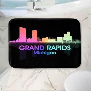 Decorative Bathroom Mats | Angelina Vick - City V Grand Rapids Michigan