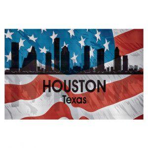 Decorative Floor Coverings | Angelina Vick - City VI Houston Texas