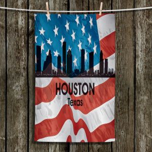 Unique Bathroom Towels | Angelina Vick - City VI Houston Texas