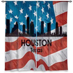 Decorative Window Treatments | Angelina Vick - City VI Houston Texas