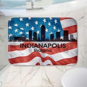 Decorative Bathroom Mats | Angelina Vick - City VI Indianapolis Indiana