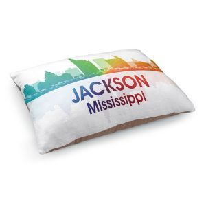 Decorative Dog Pet Beds | Angelina Vick - City I Jackson Mississippi