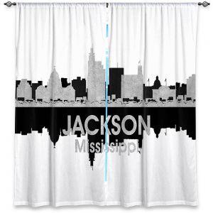 Decorative Window Treatments | Angelina Vick - City IV Jackson Mississippi