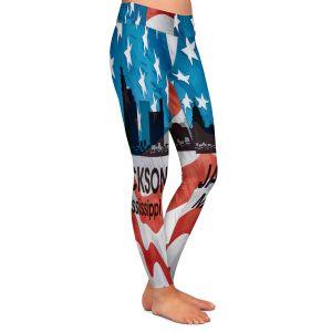 Casual Comfortable Leggings | Angelina Vick - City VI Jackson Mississippi