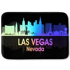 Decorative Bathroom Mats | Angelina Vick - City V Las Vegas Nevada
