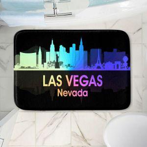 Decorative Bathroom Mats | Angelina Vick - City V Las Vegas Nevada