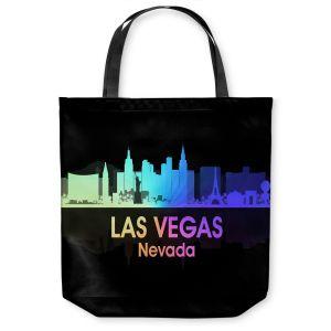 Unique Shoulder Bag Tote Bags   Angelina Vick - City V Las Vegas Nevada
