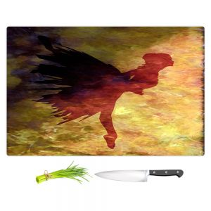 Artistic Kitchen Bar Cutting Boards | Angelina Vick - Learning The Steps 5 | silhouette ballerina dancer