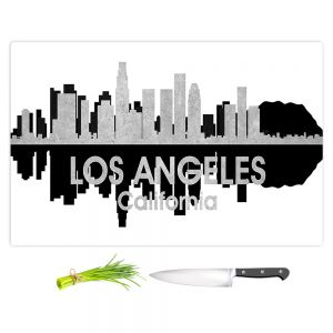 Artistic Kitchen Bar Cutting Boards | Angelina Vick - City IV Los Angeles California