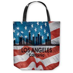 Unique Shoulder Bag Tote Bags  Angelina Vick - City VI Los Angeles California