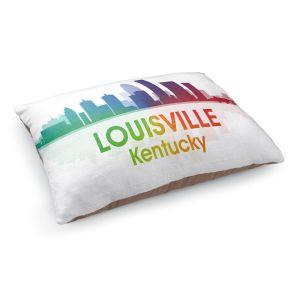 Decorative Dog Pet Beds | Angelina Vick - City I Louisville Kentucky