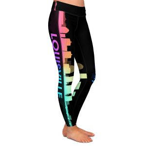Casual Comfortable Leggings | Angelina Vick - City V Louisville Kentucky