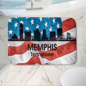 Decorative Bathroom Mats | Angelina Vick - City VI Memphis Tennessee