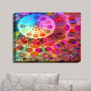 Decorative Canvas Wall Art | Angelina Vick - Merry Go Round I