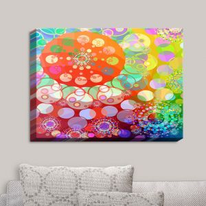 Decorative Canvas Wall Art | Angelina Vick - Merry Go Round Spinning