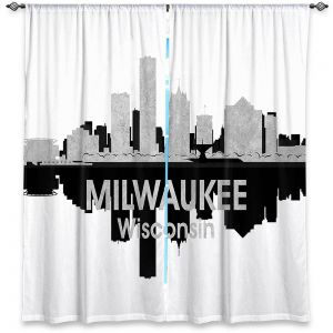 Decorative Window Treatments | Angelina Vick - City IV Milwaukee Wisconsin