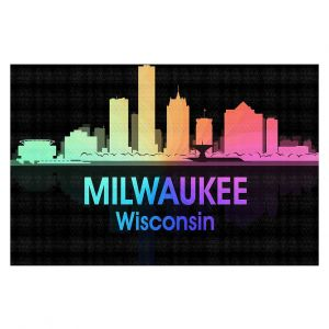 Decorative Floor Coverings | Angelina Vick - City V Milwaukee Wisconsin