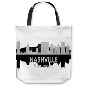 Unique Shoulder Bag Tote Bags  Angelina Vick - City IV Nashville Tennessee