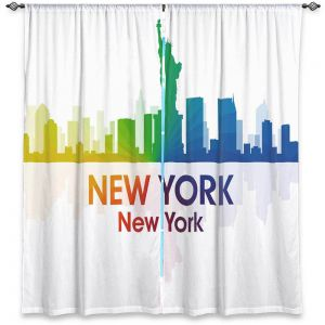 Decorative Window Treatments | Angelina Vick - City I New York New York