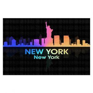 Decorative Floor Coverings | Angelina Vick - City V New York New York