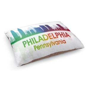 Decorative Dog Pet Beds | Angelina Vick - City I Philadelphia Pennsylvania