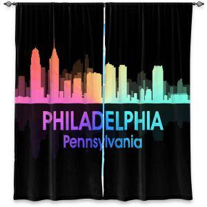 Decorative Window Treatments | Angelina Vick - City V Philadelphia Pennsylvania
