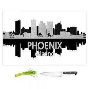 Artistic Kitchen Bar Cutting Boards | Angelina Vick - City IV Phoenix Arizona