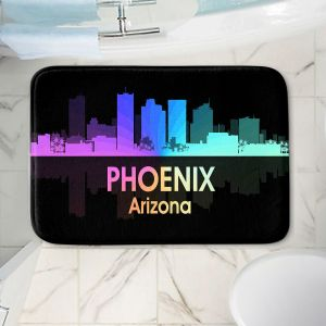 Decorative Bathroom Mats | Angelina Vick - City V Phoenix Arizona