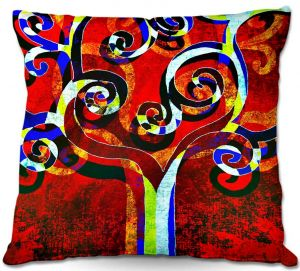 Unique Throw Pillows from DiaNoche Designs by Angelina Vick - Primary   18X18