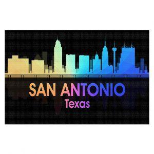 Decorative Floor Coverings | Angelina Vick - City V San Antonio Texas