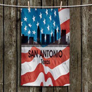 Unique Bathroom Towels | Angelina Vick - City VI San Antonio Texas