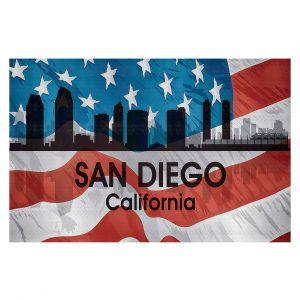 Decorative Floor Coverings | Angelina Vick - City VI San Diego California