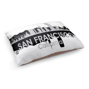 Decorative Dog Pet Beds | Angelina Vick - City IV San Francisco California